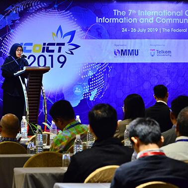 ICoICT 2019, Kuala Lumpur Malaysia