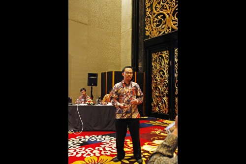 ICoICT 2013, Trans Hotel Indonesia